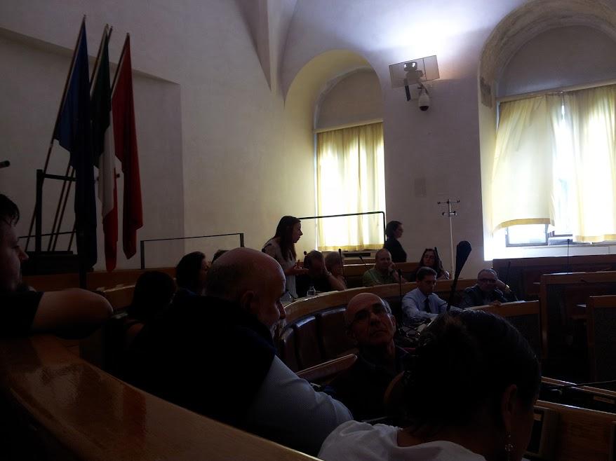 PERUGIA: Inceneritore - Documentazione varia