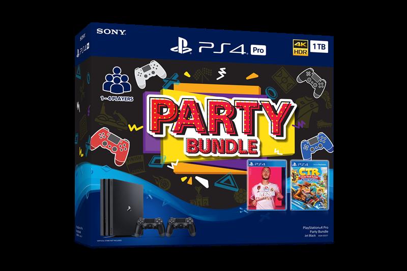 PlayStation4 Party Bundle