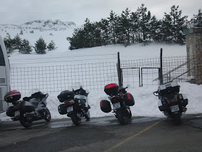 Photo: La nieve en Valdesqui