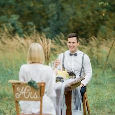 Wedding photographer Egor Ganevich (Egorphotoair). Photo of 08.10.2017