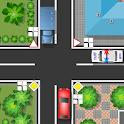 Проезд перекрестков. Тренажер icon