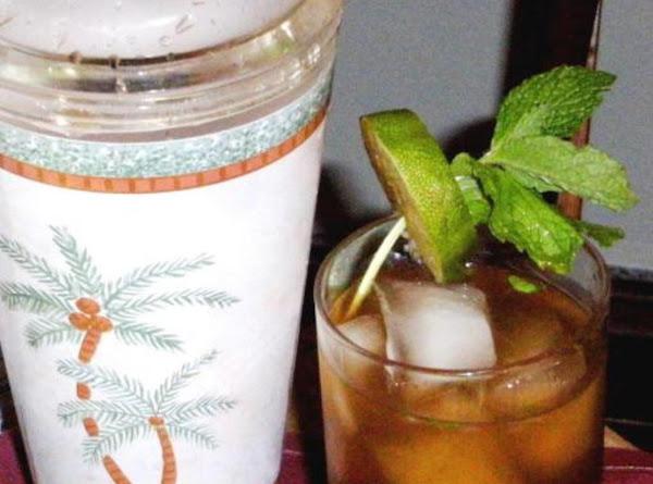 Gin-gin Burro Recipe