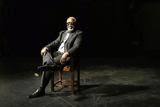 Dr John Kani (born 30 August 1942) is an acclaimed South African actor, director and playwright. Kani is photographed during an interview at The Market Theatre in Joburg.