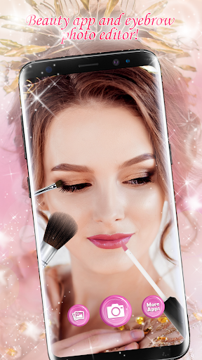 Beauty Makeup Camera – Girl Makeup Photo Editor by New