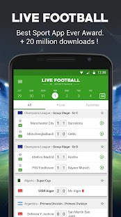 Live Football- screenshot thumbnail