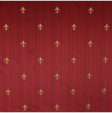 Fransk Lilja Stiltyg - röd
