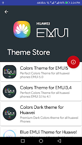 Custom Huawei Themes Store 2 4 + (AdFree) APK for Android