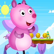Crazy Pig Fun Run and Jumping