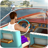 Extreme Boat Driving Simulator