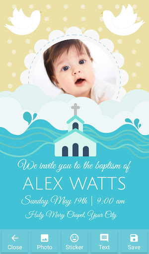 Baptism Cards Apps On Google Play