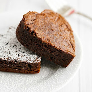 The Best Gluten Free Fudgy Brownies Ever.
