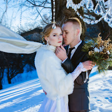 Wedding photographer Marina Yashonova (yashonova). Photo of 26.03.2016