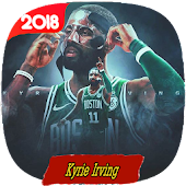 Kyrie Irving Wallpaper NBA 4K 2018