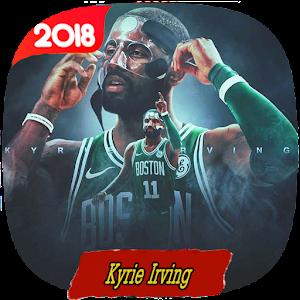 Kyrie Irving Wallpaper NBA 4K 2018 v.2.1.3
