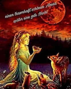 Nachricht freunde für nacht gute Gute Nacht