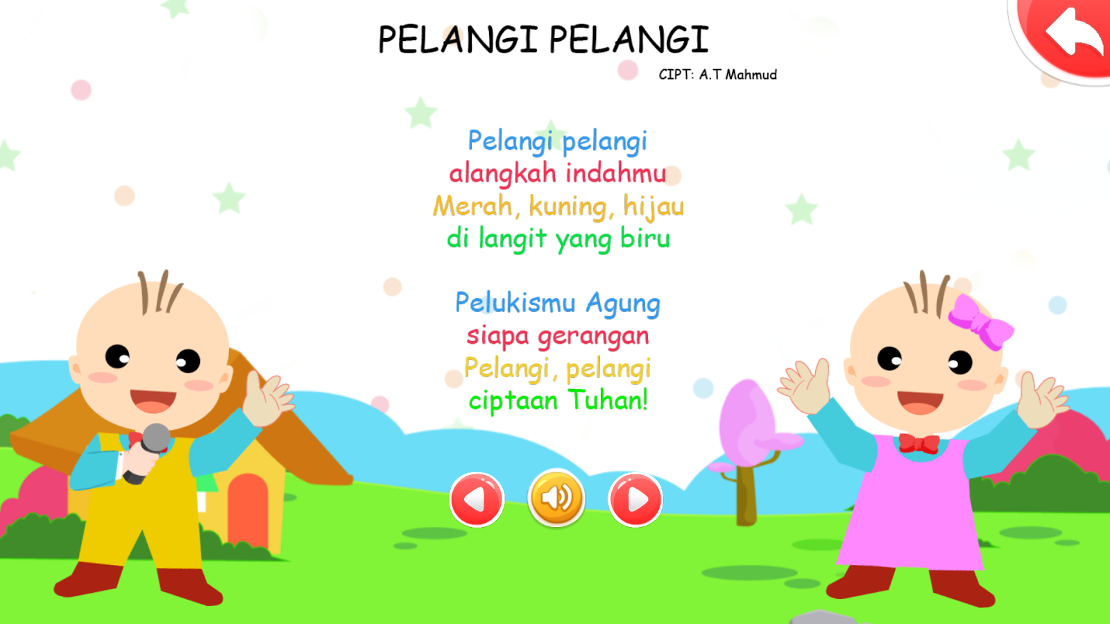 Lagu Anak Indonesia 2 Apl Android Di Google Play
