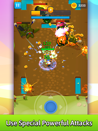 Bullet Knight: Dungeon Crawl Shooting Game 0.1.0.4 screenshots 15