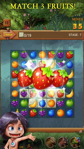 Fruits Forest : Rainbow Apple 1.3.2 screenshots 1