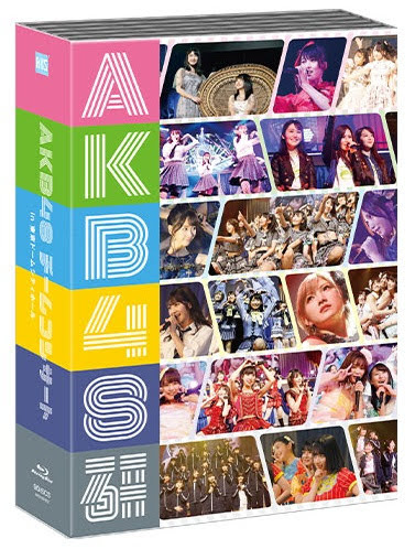 [TV-SHOW] AKB48チームコンサート in 東京ドームシティホール Blu-ray BOX (2019.08.21) (BDISO)