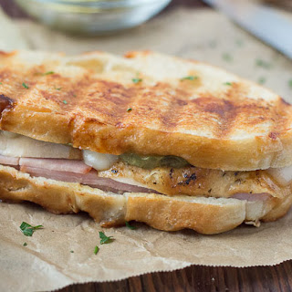 Turkey Cuban Sandwiches