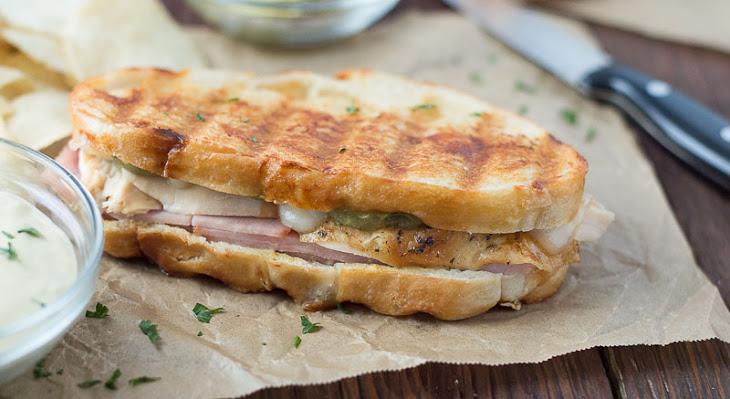 Turkey Cuban Sandwiches Recipe | Yummly