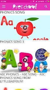 Preschool Songs - náhled