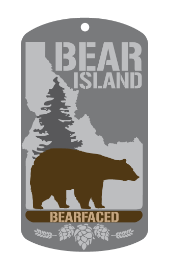 Logo of Bear Island BearFaced Brown ale