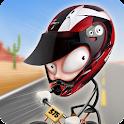 Stickman Cycle Racing icon
