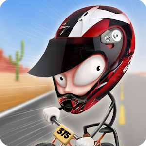 Stickman Cycle Racing for PC and MAC