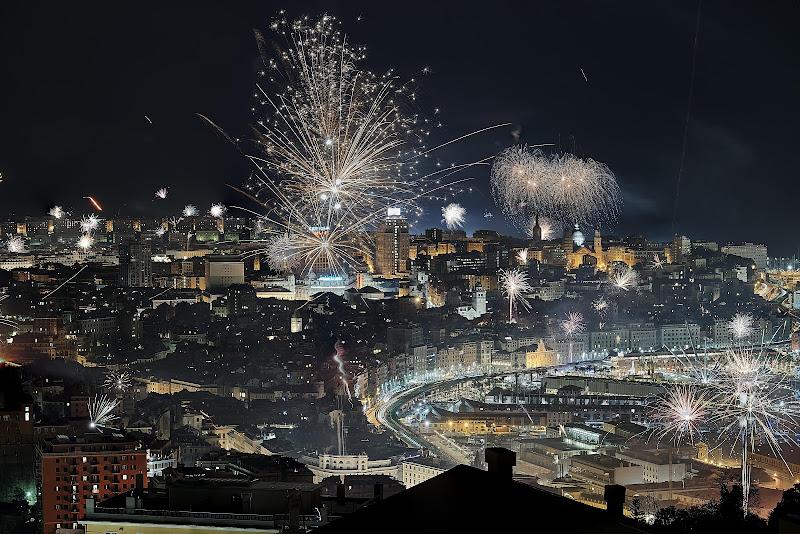 Città in festa di vdn