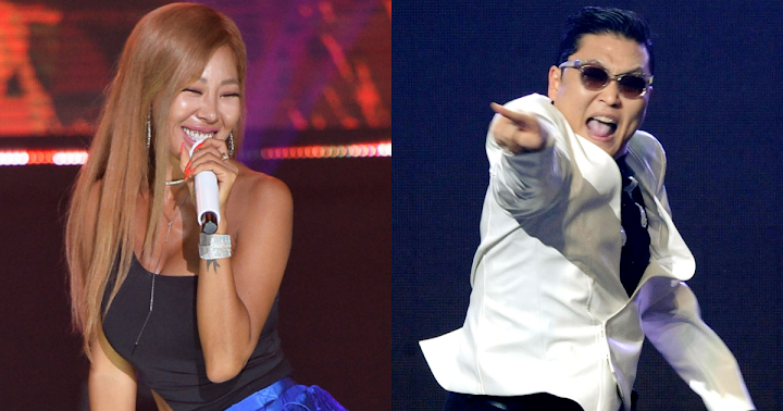 Jessi Reportedly Signed An Exclusive Contract With PSY's New Agency