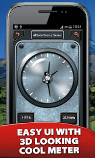 Accurate Altitude Measurement Android Apps On Google Play - Altitude measurement app