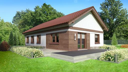 projekt Dom przy Przyjemnej 12 bis
