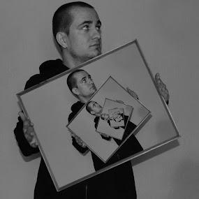 by Pete Jones - People Portraits of Men