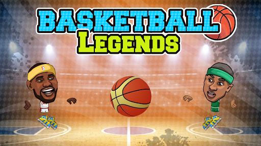 Basketball Legends PvP : Dunk Battle screenshots 1