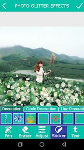 Photo Glitter Effect - Kakita Glitter Effect - náhled