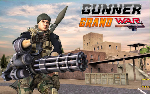 GUNNER GRAND WAR : CRITICAL FPS STRIKE MISSION 1.0.3 screenshots 1