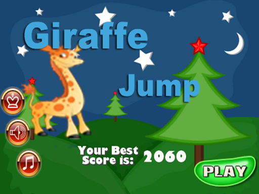 Giraffe jump and jump games
