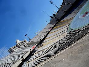 Photo: Povinna navsteva OH stadionu.