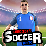 Euro 2016 Soccer Flick Icon