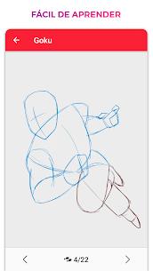 WeDraw – Cómo Dibujar Anime & Dibujos Animados 4