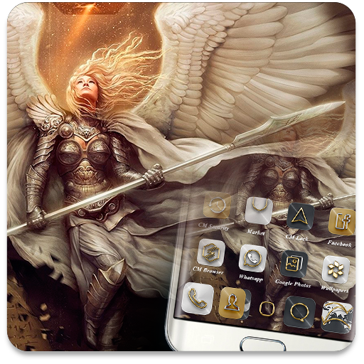 Angel Knight Theme Android APK Download Free By Modux Apps
