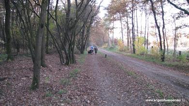 Photo: naar de bossen van Markelo
