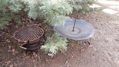 Photo: grillező tárcsa