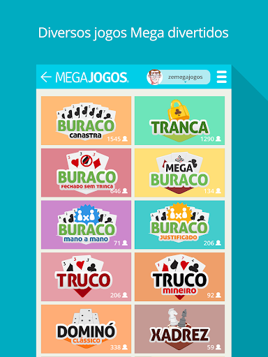 MegaJogos - Online Card Games and Board Games  gameplay | by HackJr.Pw 9