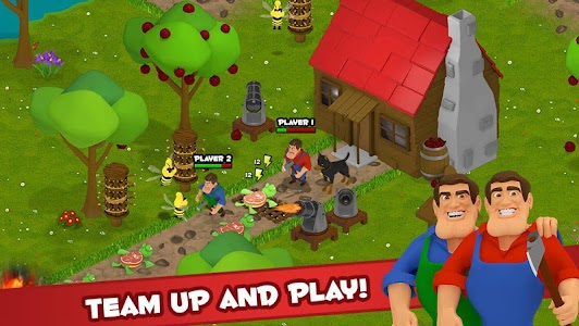 Battle Bros - Tower Defense v1.50 Mod Money + Ad Free