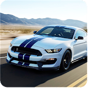 Real Drift Mustang Game HD