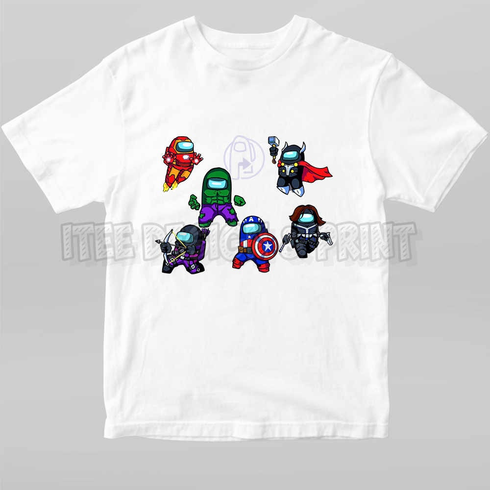 Avengers Among Us Impostor 15
