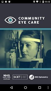Community Eye Care - náhled