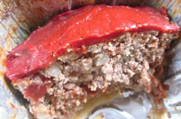 Val's Mahvelous Meatloaf Recipe